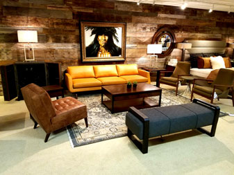 classic living room furniture near Kalispell montana