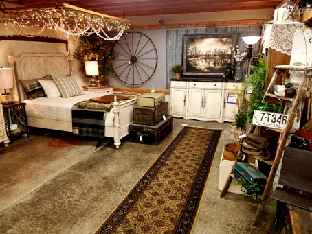 antique style bedroom furniture